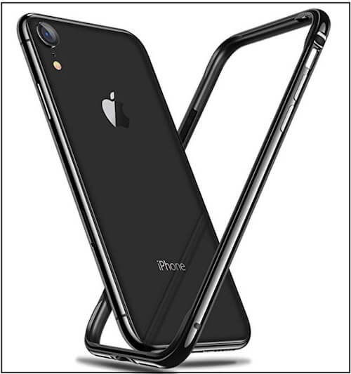 3 iPhone XS max Bumper metal Case