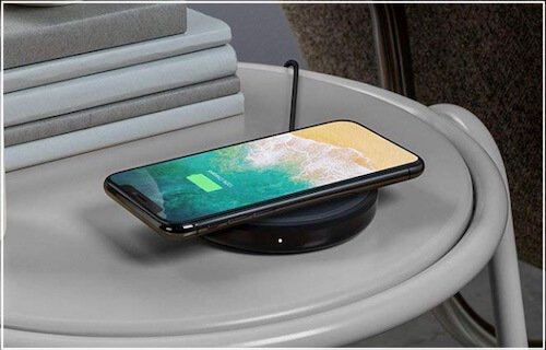 5 Anker Wireless Charger for iPhone XS max or iPhone XR