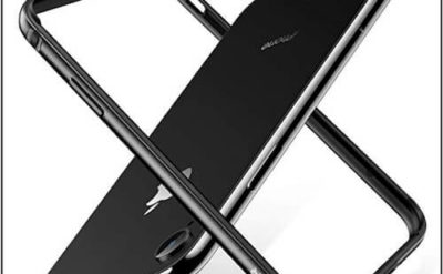5 ESR iPhone XS Max Metal Frame Case