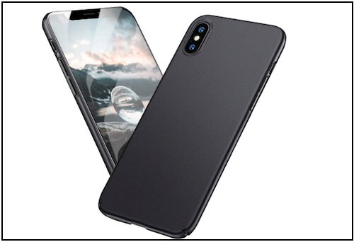 5 Meidom, Ultra Thin fit iPhone XS max case