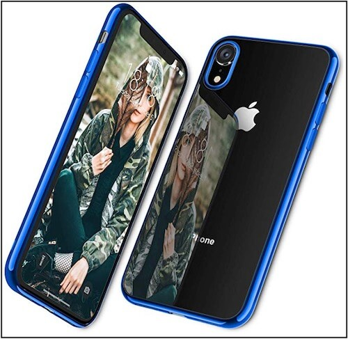 5 iPhone XR Metal Case
