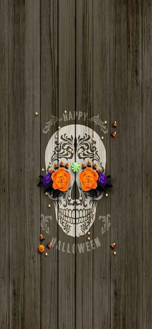 6 Halloween Wallpaper for iPhone XS Max iPhone XS and iPhone XR