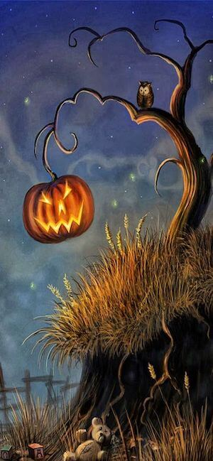 8 Halloween Wallpaper for iPhone XS Max iPhone XS and iPhone XR