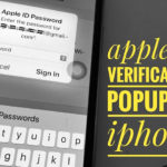 Fix Constant Apple ID Verification Password Pop-ups on iPhone XS Max, XS, Xr