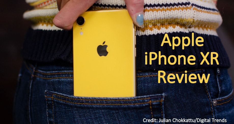 Apple iPhone XR Review howtoisolve