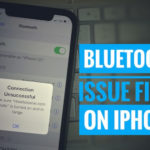 Fix iPhone Xr Won't Pair or Connect to Bluetooth Accessories: Connection unsuccessful [in 4 minutes]