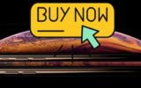 Buy now Unlocked iPhone XS max and iPhone XS