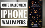 Cute Halloween Wallpaper for iPhone XS Max iPhone XR (1)