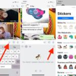 How to send sticker or GIF from WhatsApp on iPhone, iPad? Steps by Step