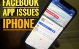 Facebook app won't open and crashing iPhone XS Max iPhone XR (1)