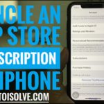How to Cancel an App Store Subscription on iPhone XS Max, XS, XR [Tips]