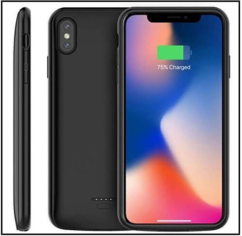 Moonmini battery case for Apple iPhone XS Max