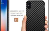 Tasikar's carbon fiber case for iPhone XS Max