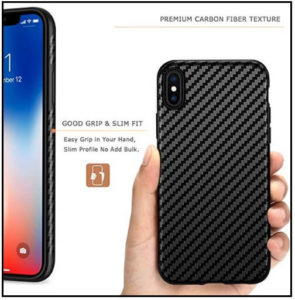 Top Best iPhone XS Max Carbon Fiber Cases: The Real Carbon Fiber Covers