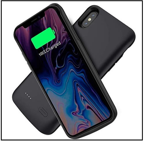 Yuqoka battery case for iPhone XS Max