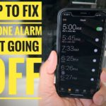 Fix Alarm Not Working/Going Off in iPhone XS Max, iPhone XS and iPhone XR