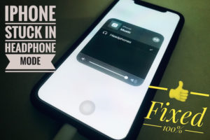 How to fix iPhone XR stuck on headphone mode: Here's Why and Fix for it