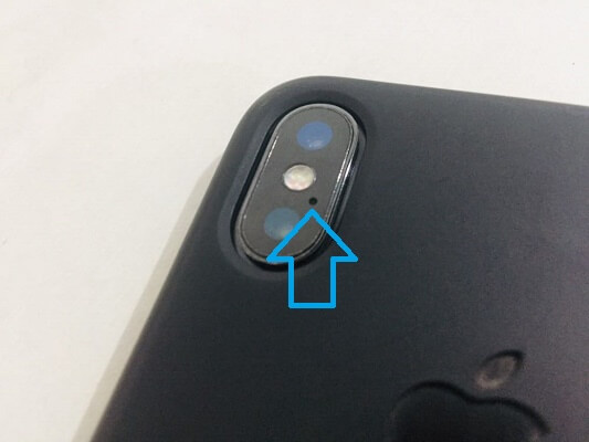 Back Microphone on Rear Camera
