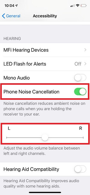 Phone noise Cancellation