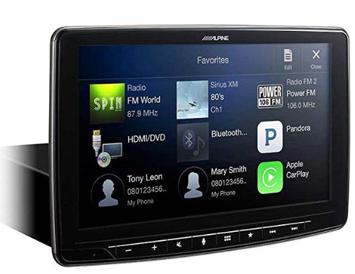 Alpine Best CarPlay Receiver for iPhone 2019