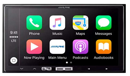 Alpine Best CarPlay Receiver for iPhone