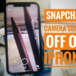 Snapchat Camera Sound off on iPhone XS Max/XS/iPhone XR/X/8/8 Plus/7: Disable Shutter Sound