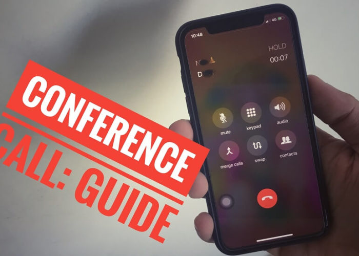 iPhone Conference Guide