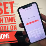 How to Reset Screen Time Passcode on iPhone XS Max, XS, iPhone XR: Bypass Forgot Passcode