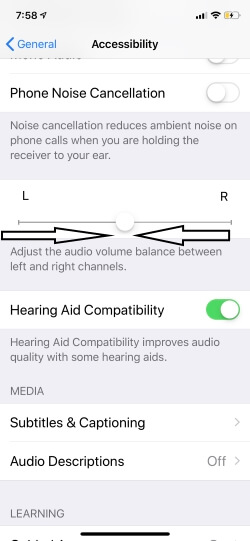 Airpods not working or low volume on left or right airpods