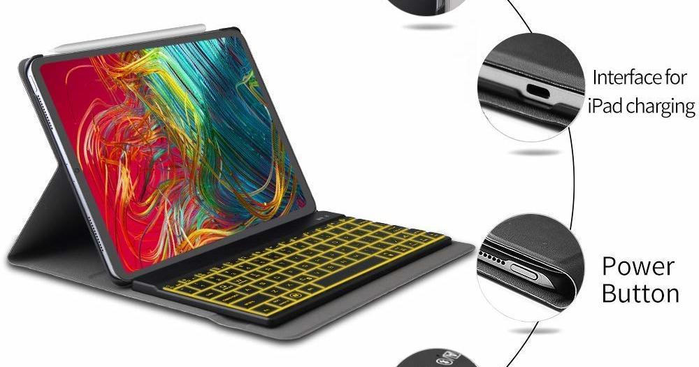 Best 11-inch iPad Pro Keyboard Cases 2019-2018