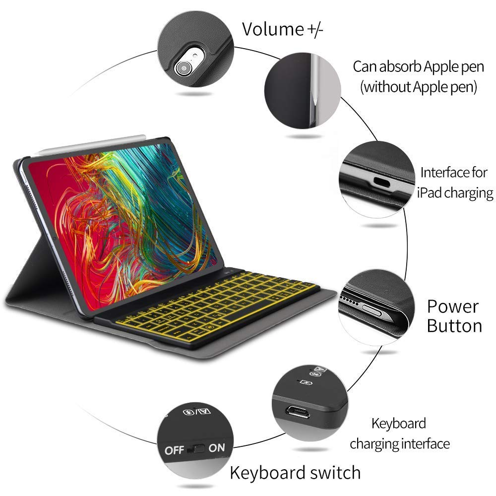 Best 11-inch iPad Pro Keyboard Cases 2019-2018