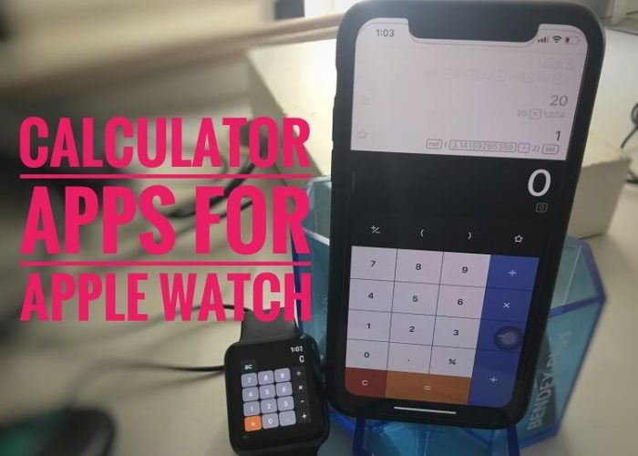 Best Calculator Apple Watch Apps