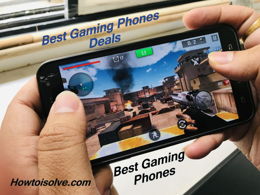 Best Gaming Phones 2019