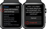 Erase All Contant and Settings on Apple Watch without paired iPhone