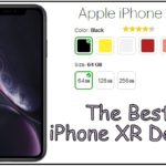 Cheap iPhone XR Unlocked Deals for Christmas Gift 2018