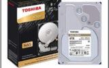Toshiba N300 8TB NAS