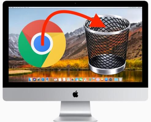 Uninstall Google Chrome on Mac