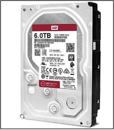 Western Digital WD Red Pro для NAS