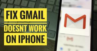 gmail not working on iPhone iPad cannot get mail on iOS due to server error