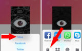 Download or Save IG story on iPhone
