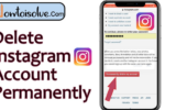 How to delete Instagram account permanently on iOS iPhone