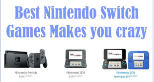 best nintendo games for kids