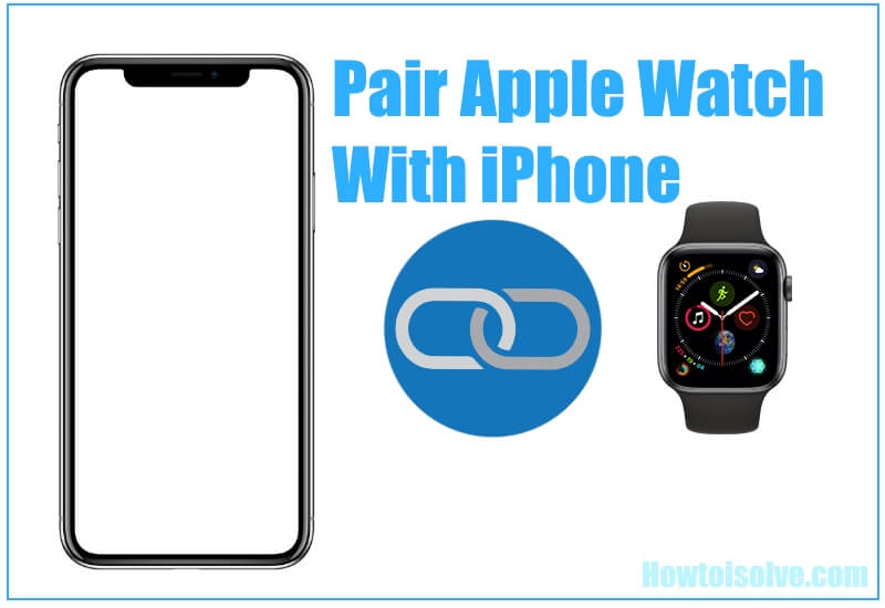 buy online b0e8a 1abc9 How to Pair Apple Watch 4 with iPhone XS Max, iPhone XS, iPhone XR ...