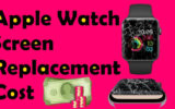 Apple Watch Screen Replacement Cost