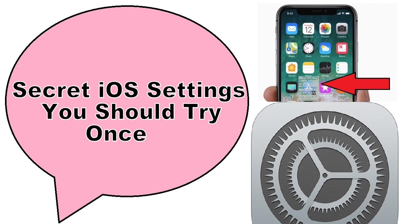 Top Secret iOS Settings you should try once