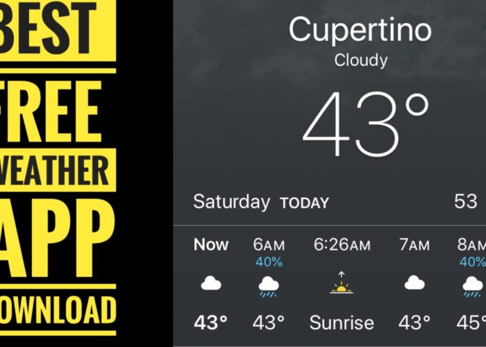best free weather app download iphone xs max iPhone xs iphone xr iphone 8 plus iphone 7 plus iphone 6s plus iphone se