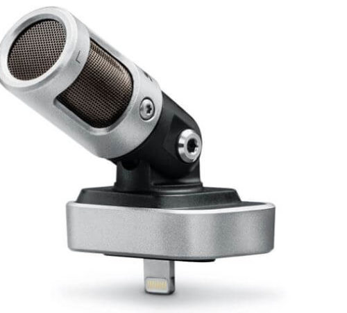 iOS Digital Stereo Condensor Microphone for iPhone