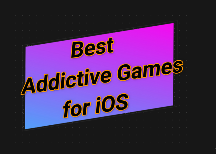 Best Addictive Games for iOS