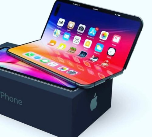 Foldable iPhone 2020 Unboxing