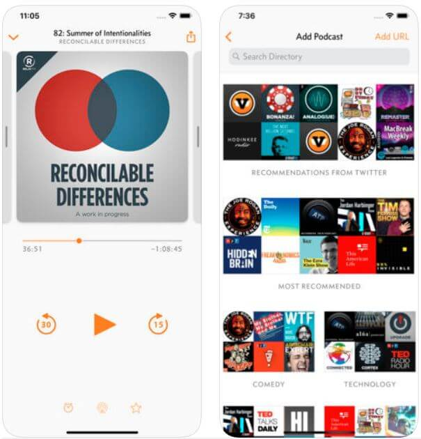 Best Podcast Apps for iPhone XR, iPhone XS and iPhone XS Max